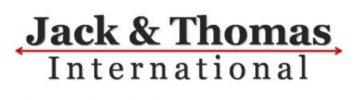 Jack and Thomas International - Door Hardware India LOGO